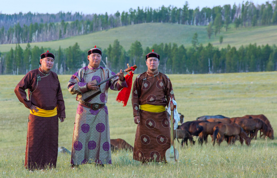 Alash home on the range in Tuva.